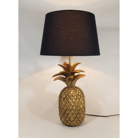 table lamp pineapple
