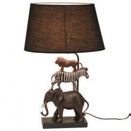 table lamp safari