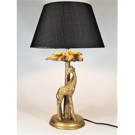 table lamp giraffe