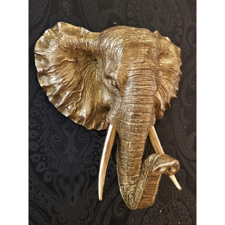wall deco elephant