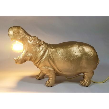 Tafellamp nijlpaard L