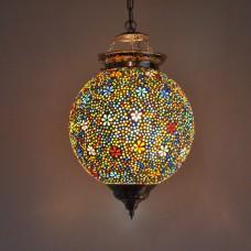 Hanglamp Bloemmotief groot