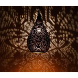 Filigrain hanglamp druppelvorm