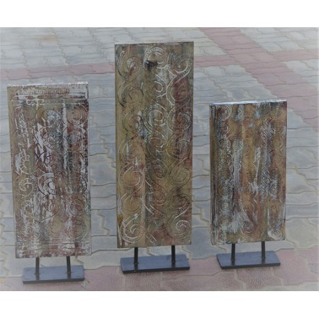 decopanel wood set of 3