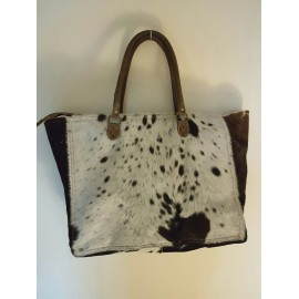 Shopper tas cow