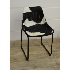chair cowskin