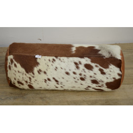 pillow cowskin
