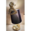 Tafellamp Golden Monkey