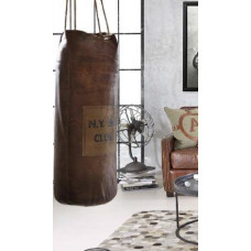 punching bag leather
