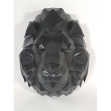 Wanddeco leeuw