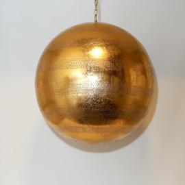 lamp gold fili