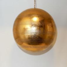 Hanglamp bol goud fili