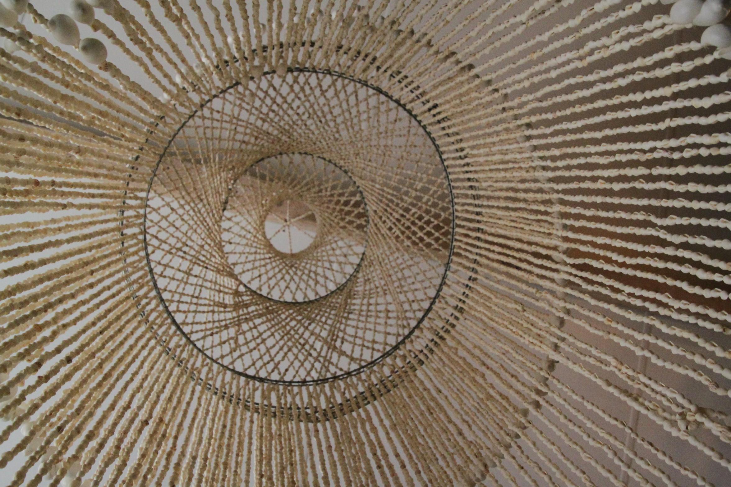chandelier shell